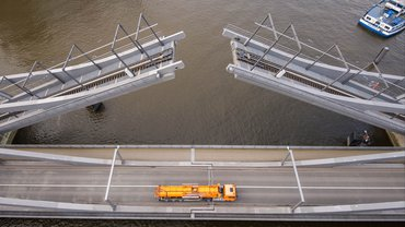 In Deutschland fehlt das Geld für öffentliche Investitionen, unter anderem in der Infrastruktur