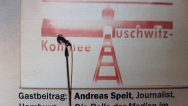 Einladung zur Verleihung des Hans-Frankenthal-Preises.