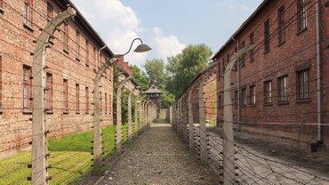 Nazi Auschwitz niemals vergessen KZ